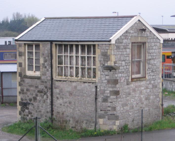 Weston Super Mare Signal Box 3 24 04 06 Bristol