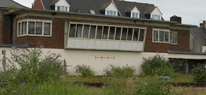 Weymouth Signal Box 3 25 07 05